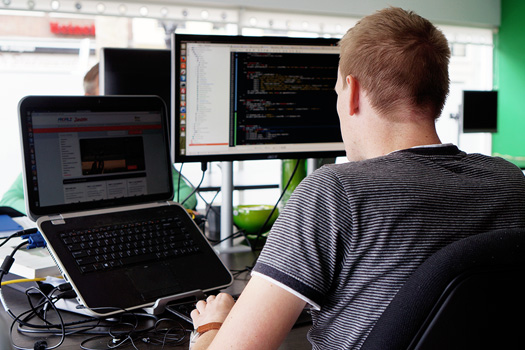 backend developer in utrecht