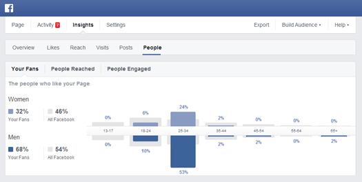 facebook-statistieken