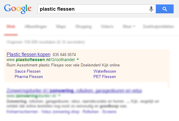 google-online-adverteren-plastic